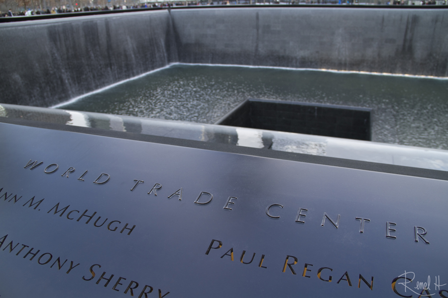 World Trade Center South Pool