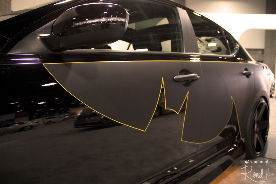 Batman Optima - photo by Renel Holton - www.renelholton.com / 1887