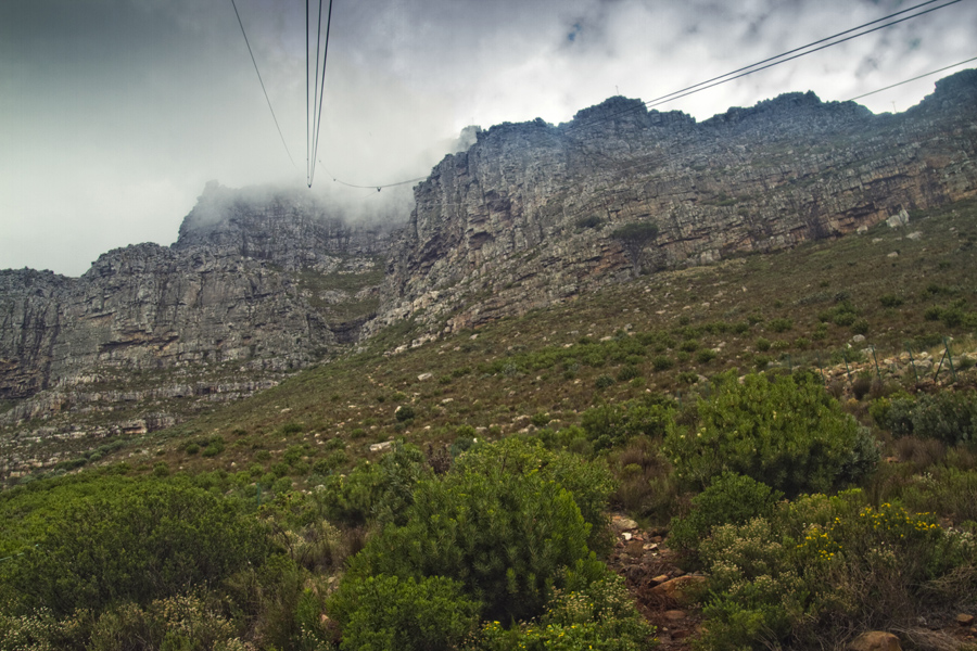 Table Mountain Cableway, South Africa - photo by Renel Holton - www.renelholton.com / IMG_7606